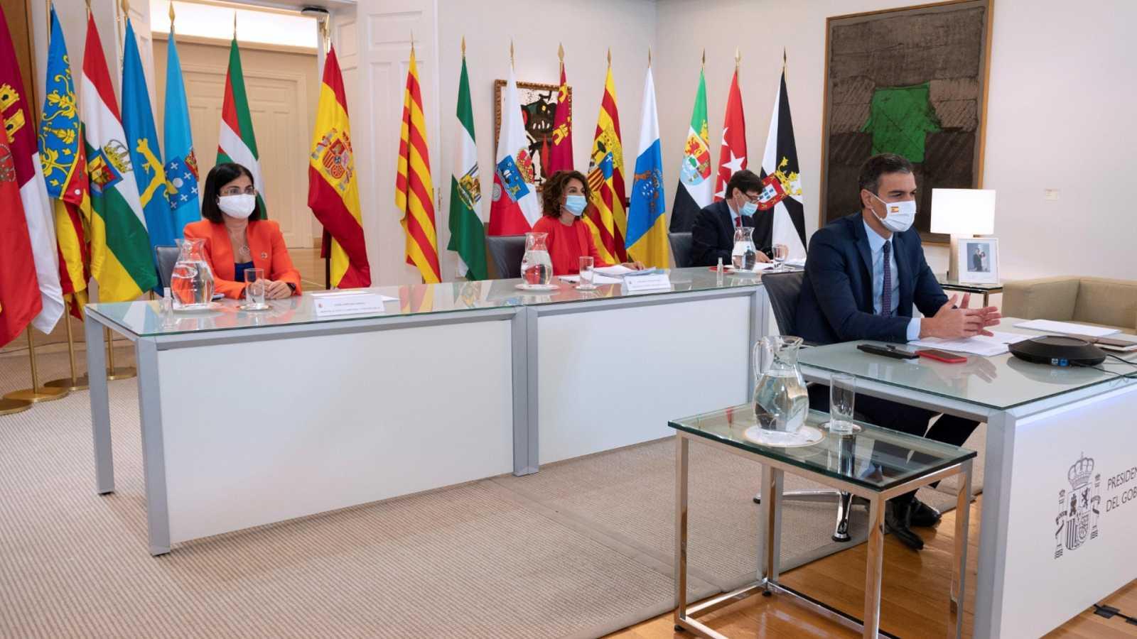 Sánchez pide a las CCAA consensuar el cierre de colegios con Sanidad y los territorios limítrofes