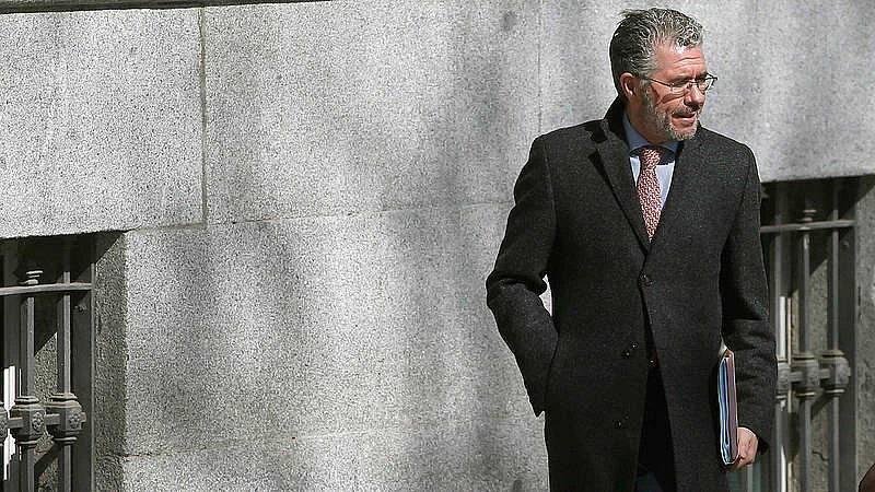 Francisco Granados denuncia a las fiscales del Caso Púnica