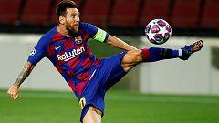 """Messi se queda finalmente en el Barça: """"Jamás iría a juicio contra el club"""""""