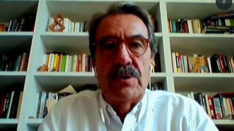 Entrevista a Emilio Ontiveros, presidente de Analistas Financieros Internacionales
