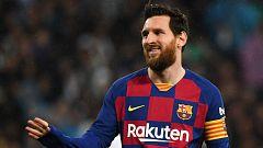 Messi explica por qué quería irse del Barça