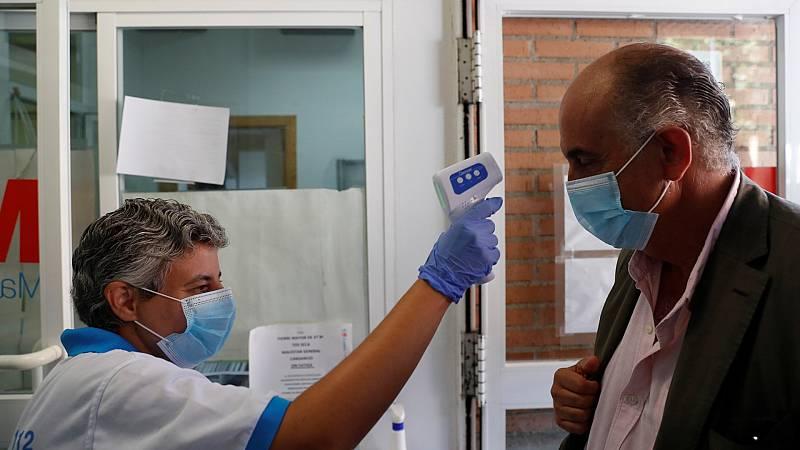 Puente de Vallecas, a la cabeza de Europa en contagios de coronavirus