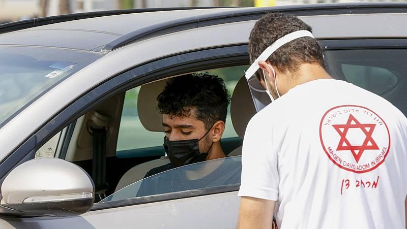 Israel restablece medidas de seguridad ante el aumento de contagios