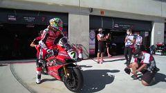 Motociclismo - Campeonato del Mundo Superbike 2020. Prueba Aragón II. WSBK Superpole