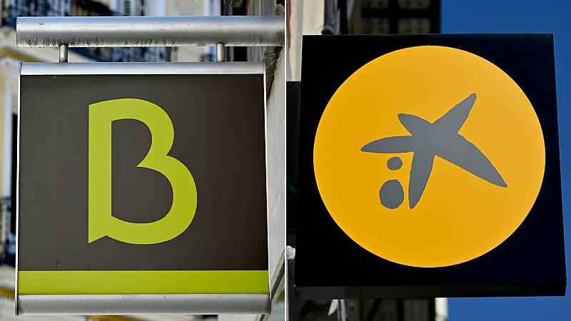 La fusión de Bankia y CaixaBank daría lugar a la primera entidad bancaria de España y la décima de Europa