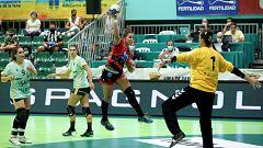 Balonmano - Copa de la Reina 1ª semifinal: Liberbank Gijón - Rincón Fertilidad Malága