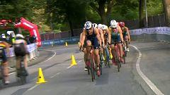 Triatlón - ITU World Series. Prueba élite femenina sprint