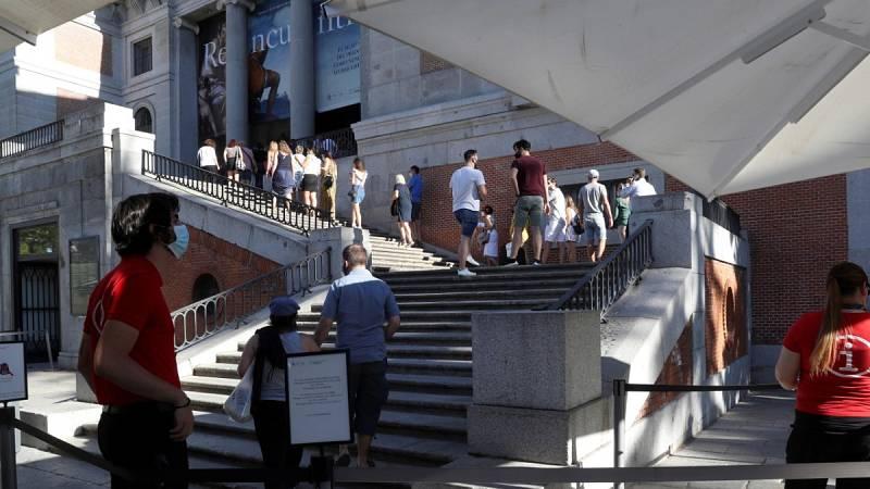 España, avanzadilla de la segunda ola en Europa, según un informe