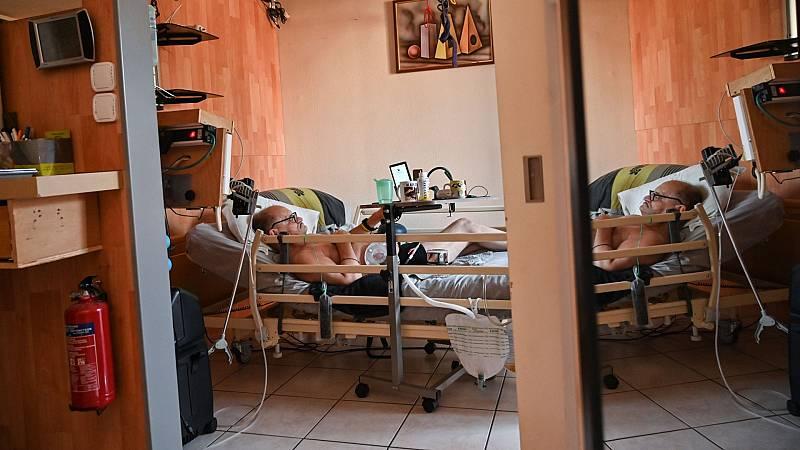 Facebook bloquea la difusión de los últimos momentos de vida de Alain Cocq, un hombre con una enfermedad incurable