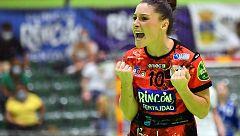Así celebraron las jugadoras del Málaga su primera Copa de la Reina