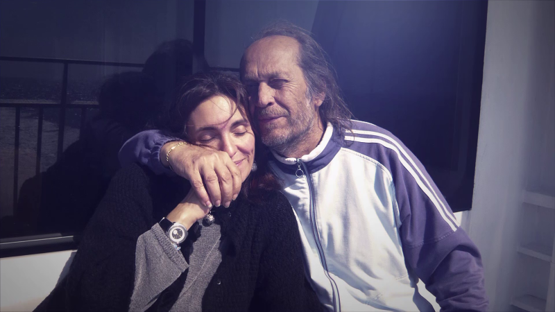 Paco de Lucía y Gabriela Canseco, un amor que rompe barreras