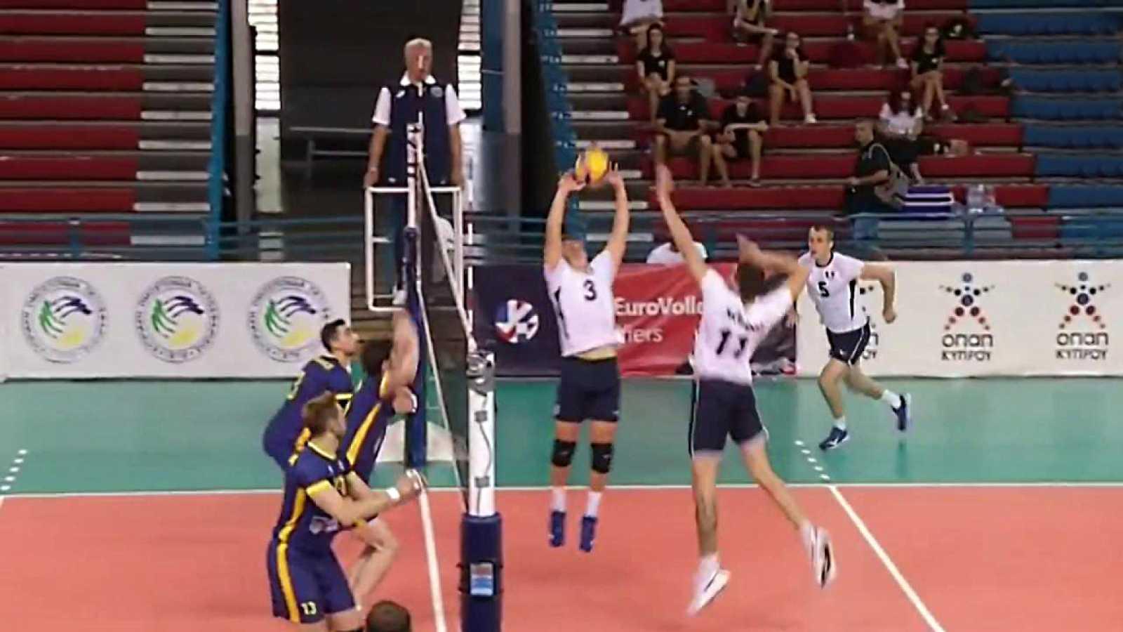 Voleibol - Clasificación Campeonato de Europa masculino: España - Moldavia. Desde Nicosia (Chipre) - ver ahora