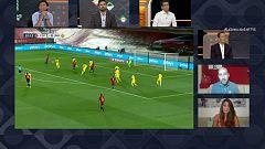 "Fútbol - UEFA Nations League 2020. Programa ""Estudio Estadio Selección"". Postpartido: España - Ucrania"