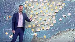 Precipitaciones fuertes ponen en alerta a Cataluña y Baleares