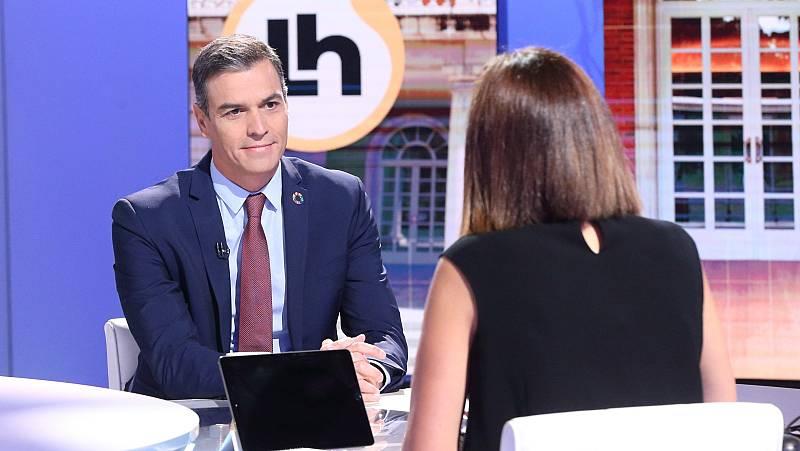 Sánchez defiende que la fusión de Bankia y CaixaBank solo la conocieran los responsables de Economía