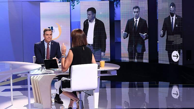 """Sánchez asegura que la prostitución será abolida: """"Forma parte del acuerdo de Gobierno"""""""
