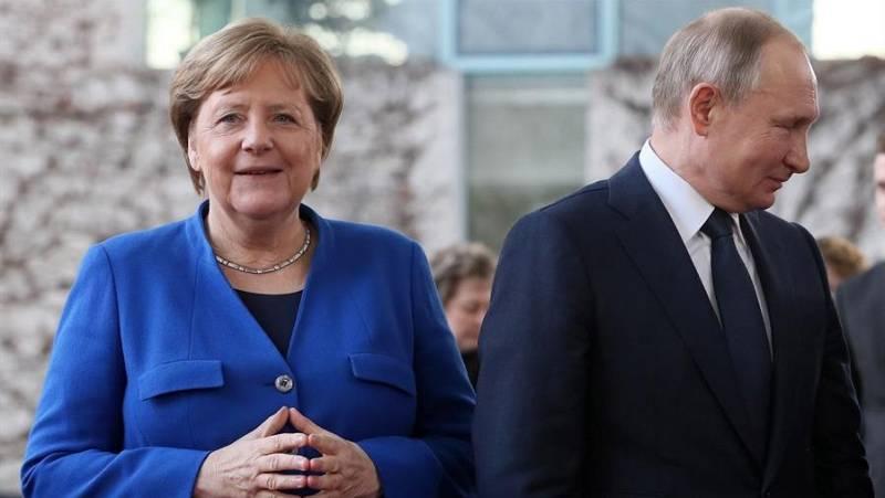 Alemania no descarta abandonar el proyecto del Nord Stream 2 para sancionar a Rusia por el caso de Navalny