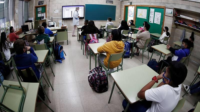 """Ignacio de Blas, epidemiólogo: """"El riesgo cero en las aulas no existe"""""""