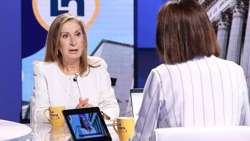 """Pastor asegura que no habrá acuerdo con el Gobierno mientras continúe Podemos: """"Van contra el ordenamiento jurídico"""""""