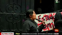 Protestas frente a la violencia contra las mujeres y el colectivo LGTB en México