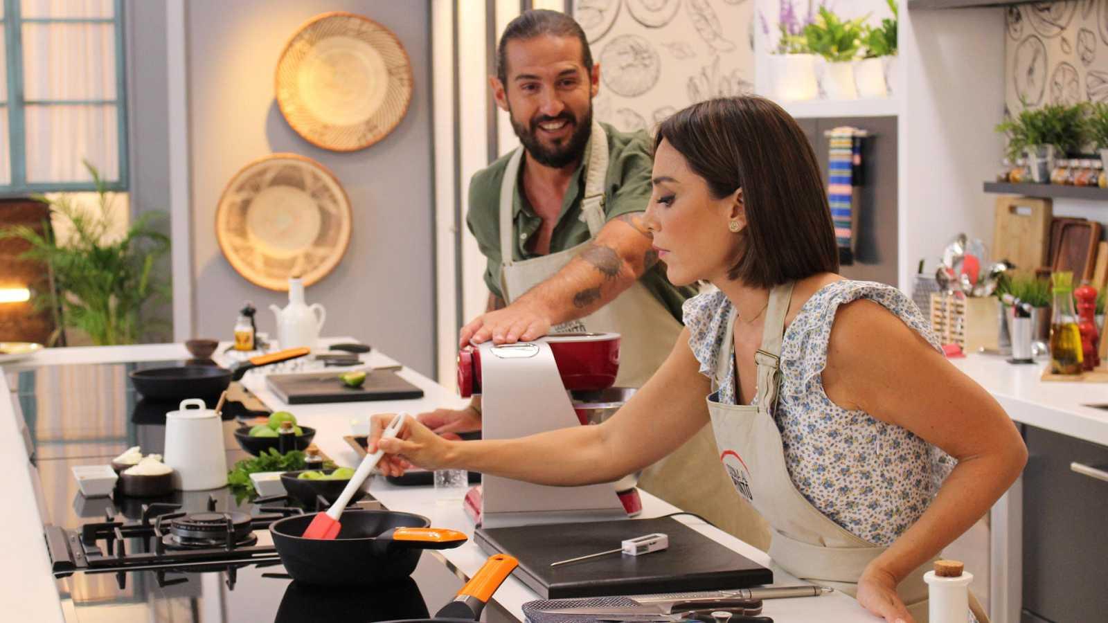 Cocina al punto con Peña y Tamara - Miel de Villuerca Ibores - ver ahora