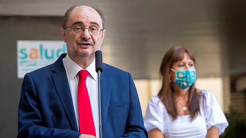 Aragón confina Ejea de los Caballeros, en Zaragoza, por el aumento de casos de coronavirus