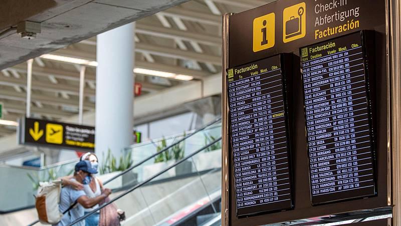 El sector aéreo espera con preocupación el otoño, tras un verano de caídas por la pandemia