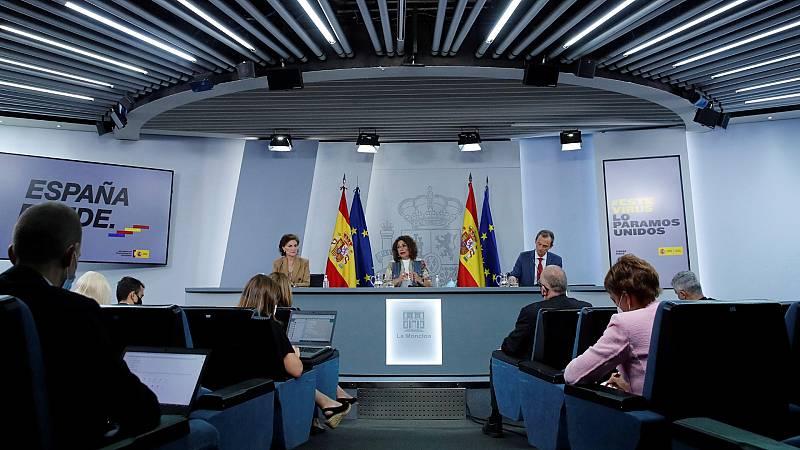 """Calvo avanza que habrá un """"plan de exhumaciones con recursos públicos"""" de las víctimas """"que lucharon contra el fascismo"""""""