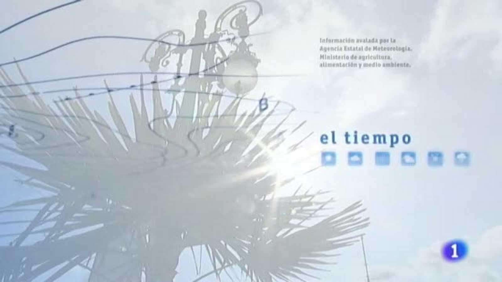 El Tiempo en la Region de Murcia - 08/09/2020