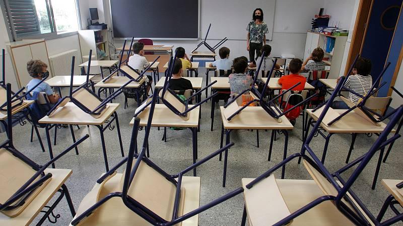 La falta de profesores preocupa en este inicio de curso marcado por la pandemia
