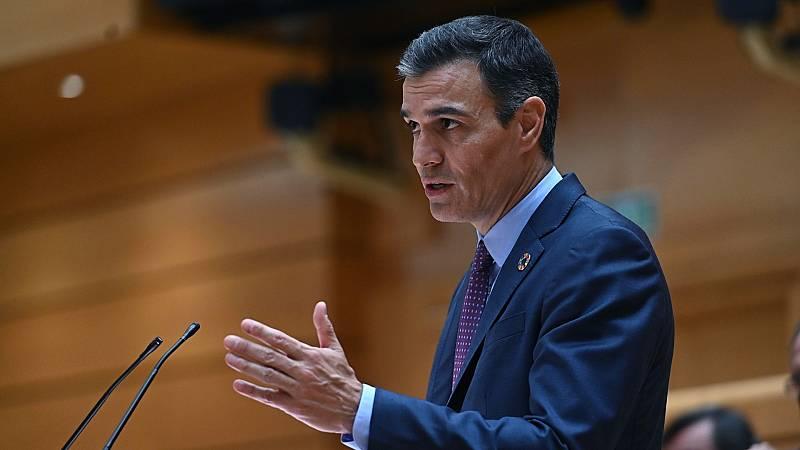 """Sánchez, sobre el bloqueo de las instituciones: """"No es leal y no es democrático porque no reconoce el resultado electoral del año pasado"""""""