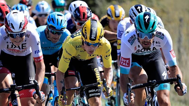 Ciclismo - Tour de Francia - 10ª etapa: Ile d'Oléron le Château - D'Oléron - Ile de Ré Saint-Martin-de-Ré - ver ahora