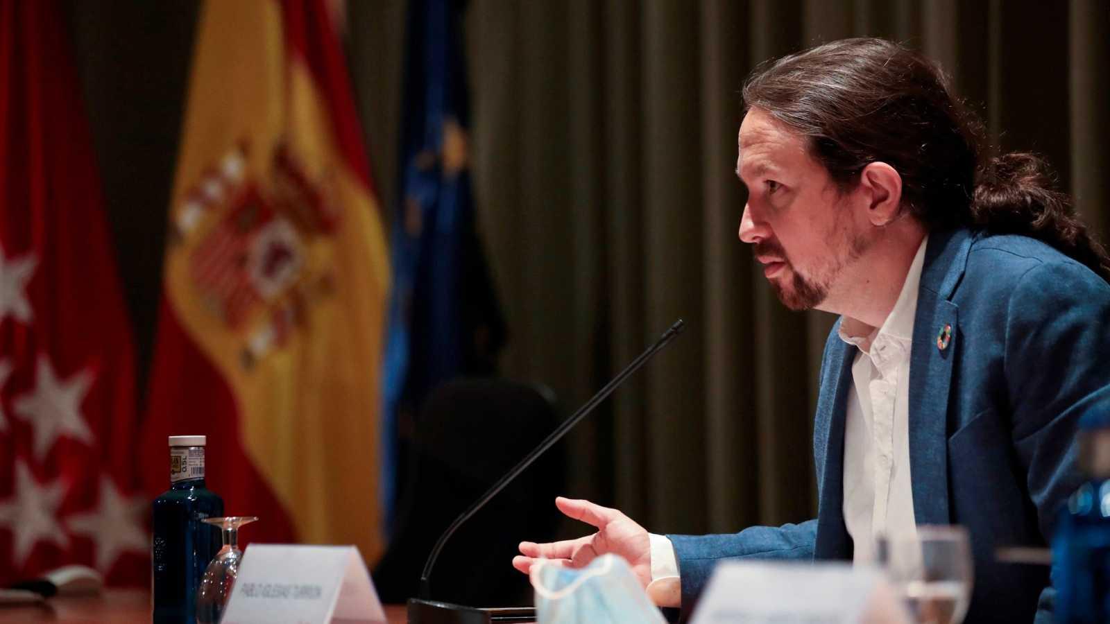 La Fiscalía pide al juez que investiga a Podemos que se ciña solo a los contratos con la consultora Neurona