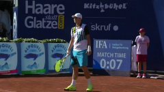 Tenis - ATP 250 Torneo Kitzbuhel 2º partido: Kecmanovic - Nishikori