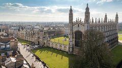 Españoles en el mundo - Cambridge