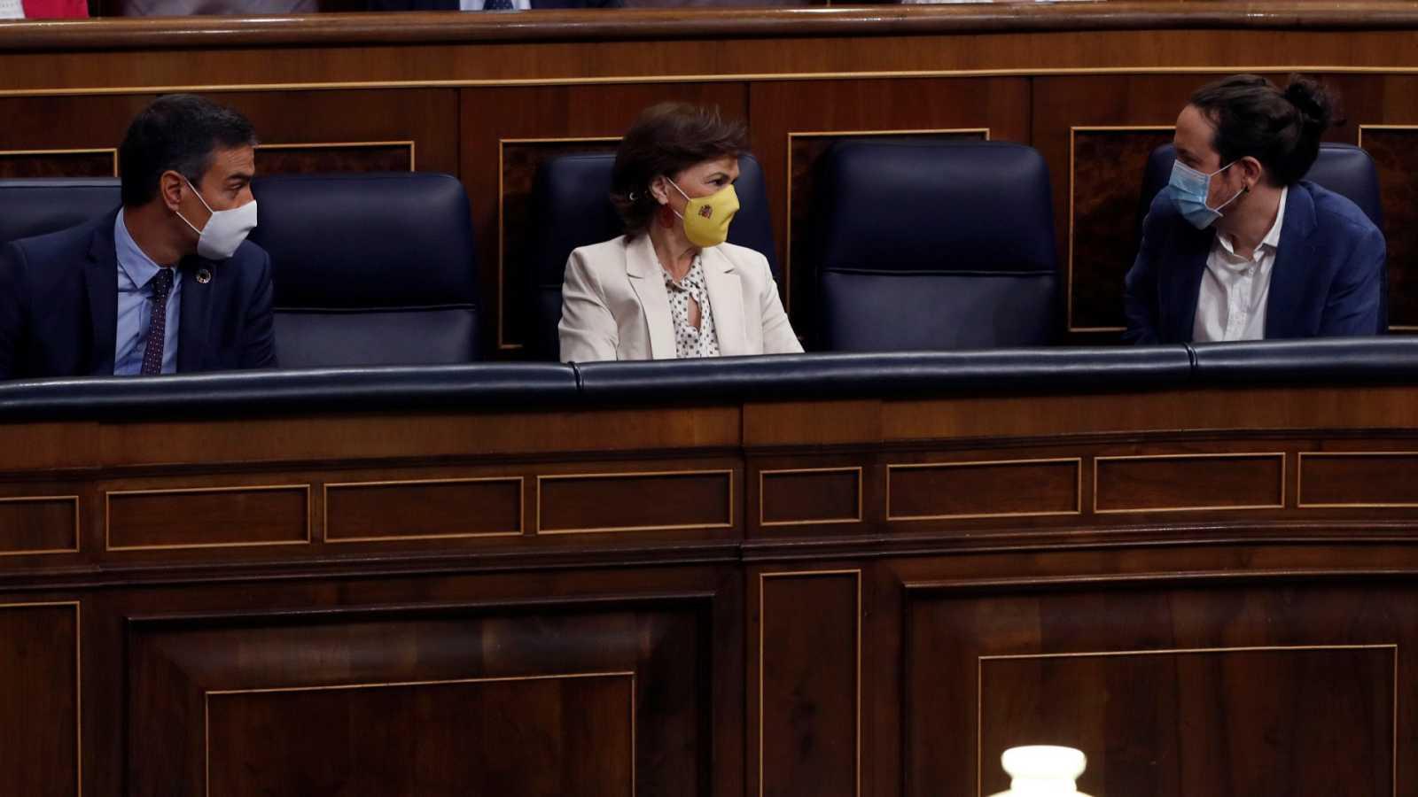 PSOE y Unidas Podemos pedirán en el Congreso que se investigue al PP por el caso Kitchen