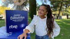 """La Hora de La 1 - Soleá, representante de España en Eurovisión Junior: """"Un sueño hecho realidad"""""""