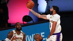 Las 10 mejores jugadas de la jornada en la NBA