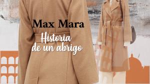 Max Mara, historia de un abrigo
