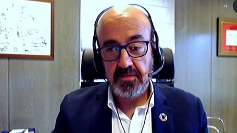 """José Augusto García, de la SEGG, sobre el maltrato en las residencias de mayores: """"Los ciudadanos necesitan transparencia absoluta"""""""