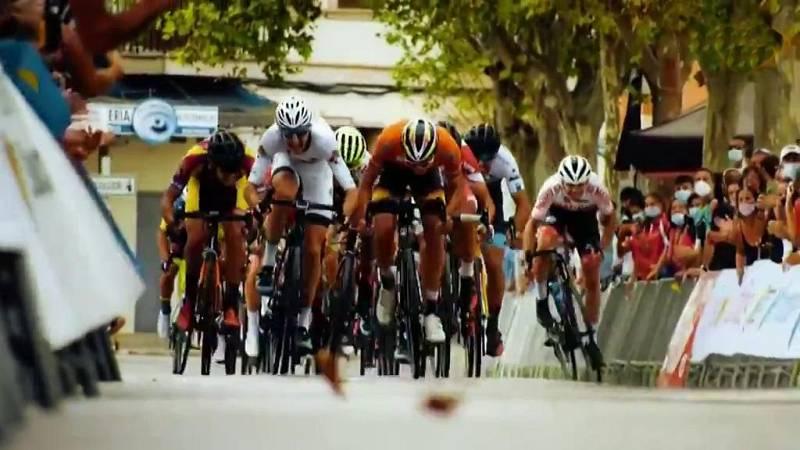 Ciclismo - Resumen Campeonato de España Carretera. Junior y Master - ver ahora