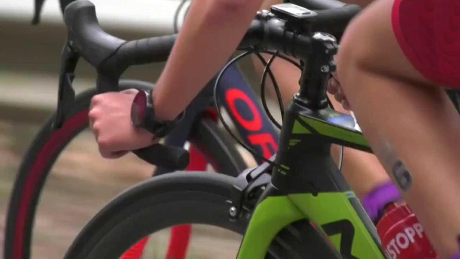 Triatlón - Campeonato de España de Triatlón olímpico. Prueba Banyoles: resumen - ver ahora