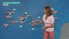 El tiempo en Canarias - 10/09/2020