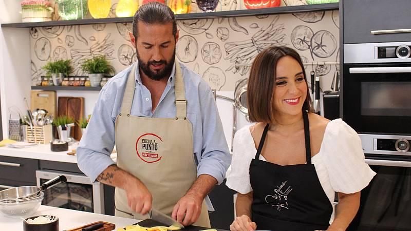 Cocina al punto con Peña y Tamara - Garum - ver ahora