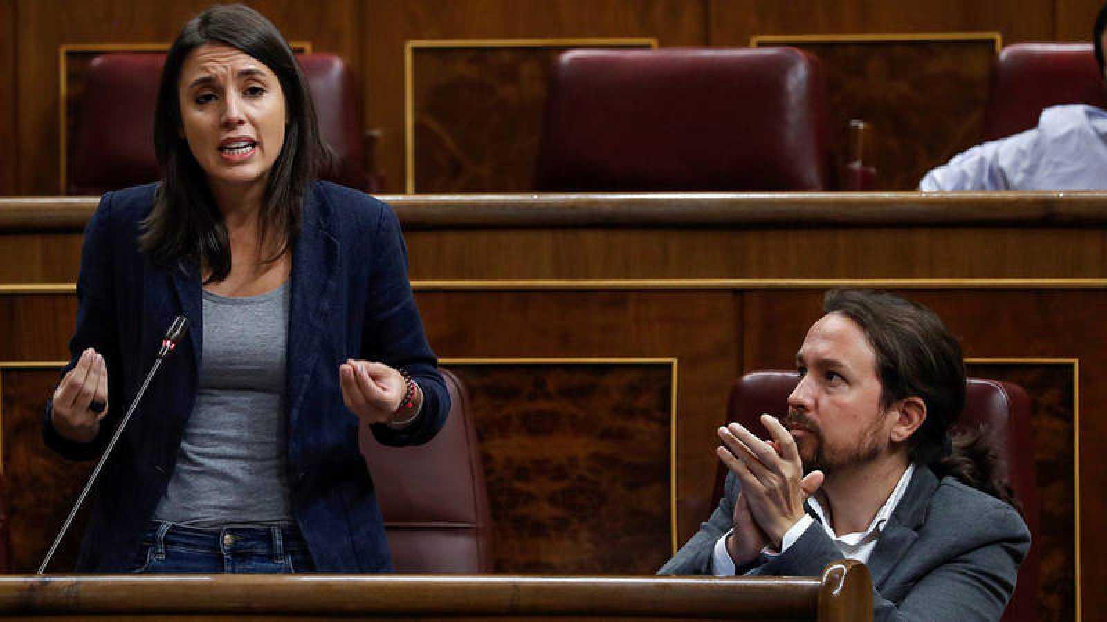 """Calvente denuncia ante el juez amenazas de Podemos y mantiene que 'Dina' es un """"montaje"""" de Iglesias y Montero"""
