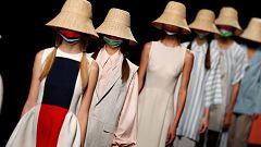 La semana de la moda de Madrid ha comenzado este jueves con grandes medidas de seguridad por el coronavirus