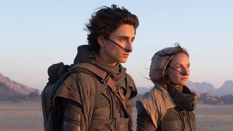 Primeras imágenes de 'Dune', la esperada adaptación de Denis Villeneuve del universo de Frank Herbert