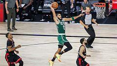 Las 5 mejores jugadas de la jornada en la NBA