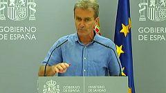 Especial informativo - Coronavirus. Comparecencia de Fernando Simón - 10/09/20