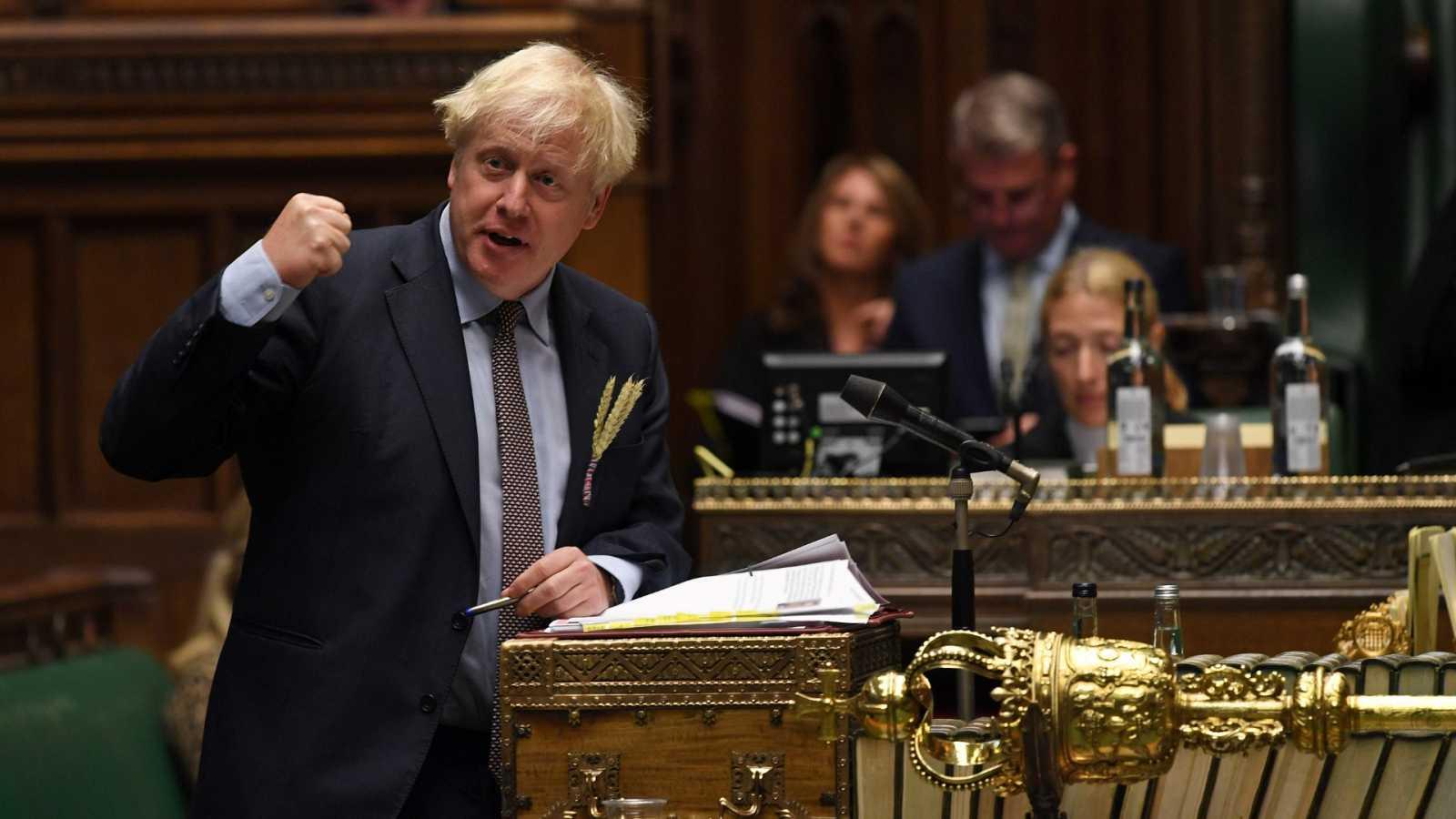La UE exige a Londres que no modifique el acuerdo del 'Brexit'